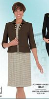 Ben Marc Executive Jacket Dress 11142 image