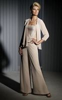 Cameron Blake Formal Pant Set with Skirt 111673 image