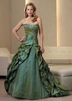 Ivonne D Evening Dress 111D16 image