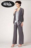 Ursula Micro Sequin Dressy Pant Suit 11233 image