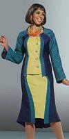 Donna Vinci Womens Church Suit 11260 image