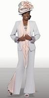 Donna Vinci 11289 Womens Church Pant Suit image