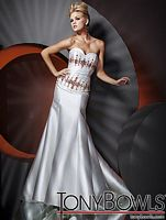 Tony Bowls Collection 112C01 Pageant Dresses image