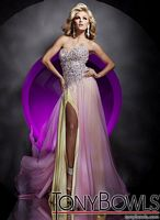 Tony Bowls Collection 112C02 Pageant Dress image