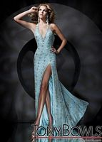 Tony Bowls Collection 112C03 Pageant Dresses image