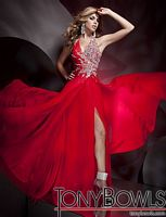 Tony Bowls Collection 112C05 Pageant Dresses image