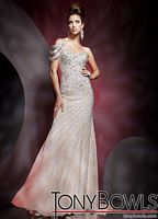 Nude Pageant Dress 112C36144