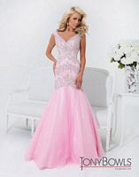 Tony Bowls Le Gala 114530 Mermaid Dress image