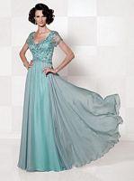 Cameron Blake 114660 V Back Mother of the Bride Dress image