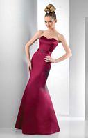 Mermaid Bari Jay Bridesmaid Dress 115 image