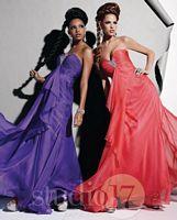 Studio 17 12344 Scatter Beaded Evening Dress image
