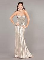 Jovani 1339 Silk Mermaid Formal Dress image