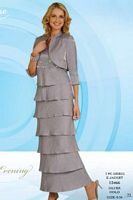 Misty Lane by Ben Marc Womens 2pc Jacket Dress 13466 image