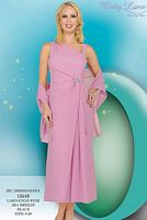 Misty Lane by BenMarc Tea Length Dress with Shawl 13510 image
