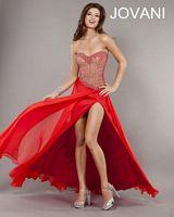 Jovani Asymmetrical Gala Dress 1428 image