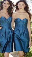 Watters Dupioni Silk Bridesmaid Dress 1452 image