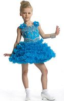 Perfect Angels 1464 Toddler Girls Pageant Dress image