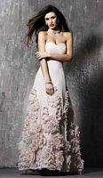 Jovani Evening Dress with Rosettes 152701 image