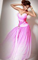 Jovani Ombre Evening Dress 153705 image