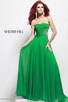 Sherri Hill 1538 Formal Dress image