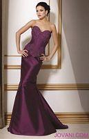 Jovani Corset Top Mermaid Evening Dress 153817 image