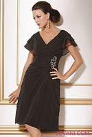 Jovani Evenings Cocktail Dress 154305 image