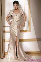 Jovani Mermaid Evening Dress 154503 image