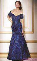 Jovani Off the Shoulder Evening Dress 1545301 image