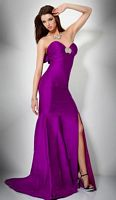 Jovani Fitted Evening Dress 158201 image