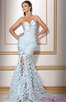 Jovani Chiffon Evening Dress 159269 image