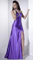 Tiffany Designs Beaded Evening Dress 16641 image