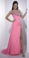 Homecoming Dresses 2011 Tiffany Designs Evening Dress 16655 image