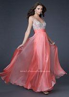 La Femme 16802 Jeweled Formal Dress image