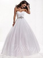 Tiffany Designs Presentation 16901 Ball Gown image