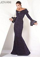 Jovani Off the Shoulder Evening Dress 171049 image