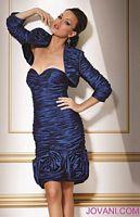 Jovani Cocktail Dress with Jacket 171160 image