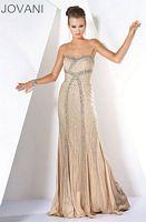 Jovani Nude Evening Dress 171203 image