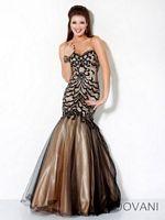 Jovani Unique Jewel Long Dress 171617 image