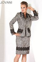 Jovani Two Piece Mother of the Bride Suit 17575 image