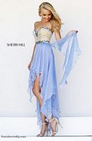 Sherri Hill 1920 High Low Party Dress image