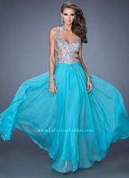 La Femme 19658 Bold Evening Dress image