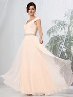Caterina 2015 Off the Shoulder Mothers Wedding Dress image