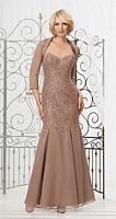 Caterina 2018 Lace Mermaid Mother of the Bride Dress image