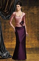 Montage Boutique by Mon Cheri Mock 2pc MOB Dress 211949 image