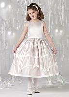 Joan Calabrese by Mon Cheri Flower Girls Dress 212361 image