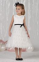 Joan Calabrese by Mon Cheri Girls Dress 212364 image