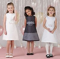 Joan Calabrese by Mon Cheri Girls Party Dress 212365 image