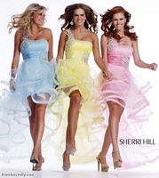 Prom Dresses by french novelty: 2011 Sherri Hill Prom Dresses ...