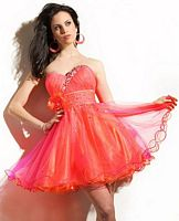 Princess by Party Time Prom Dress 2575 image