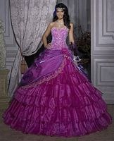 Quinceanera Collection Dress by House of Wu 26686 image